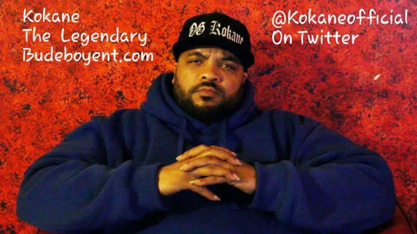 @Kokaneofficial on Twitter Artist RAP US New sound on Budeboyent.com The Legendary