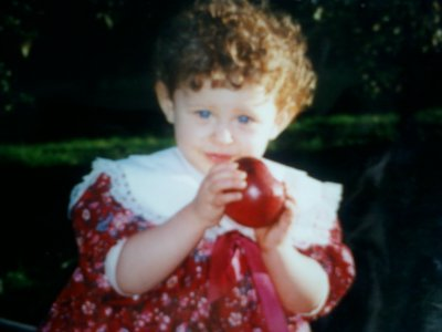 When i was young :D or a baby ^.^