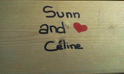 Ma pitite Celine