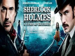 Sherlock Holmes Jeu d'ombres