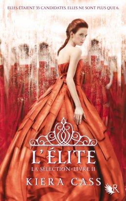 L'Elite de Kiera Kass tome 2