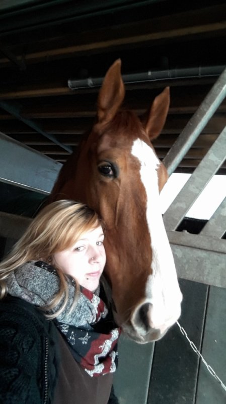 Moi et ma louloute d'amour