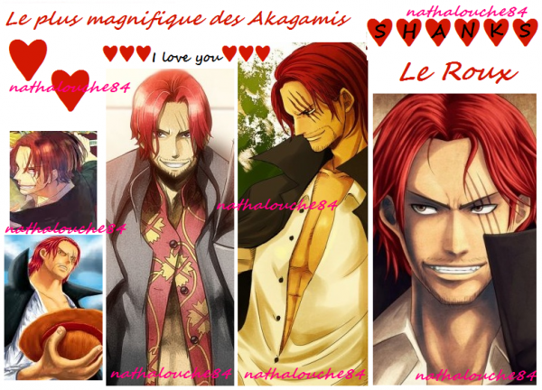 I LOVE SHANKS !!! And you??
