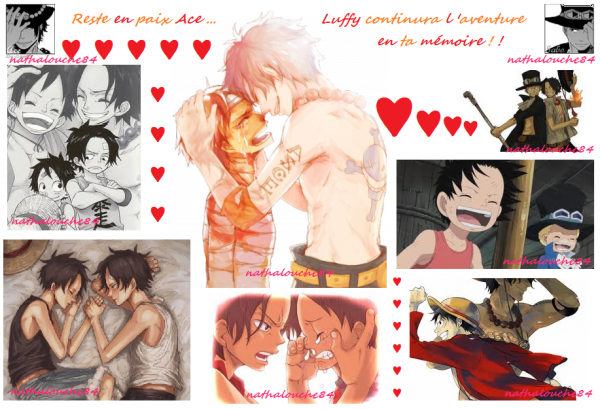 I LOVE PORTGAS D. ACE !!! And you ??