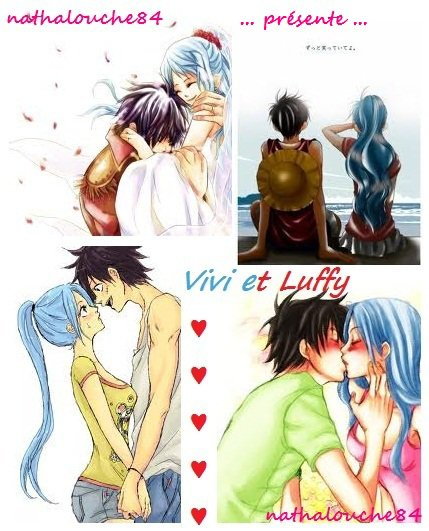 Les couples de One Piece :D