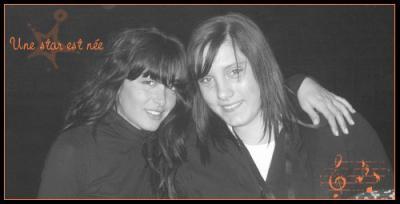 Concert && rencontre avec Jenifer  [ Bruxelles, le 08 mars 2008 ] .
