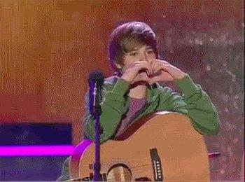 Cadeaux Justin Bieber ♥