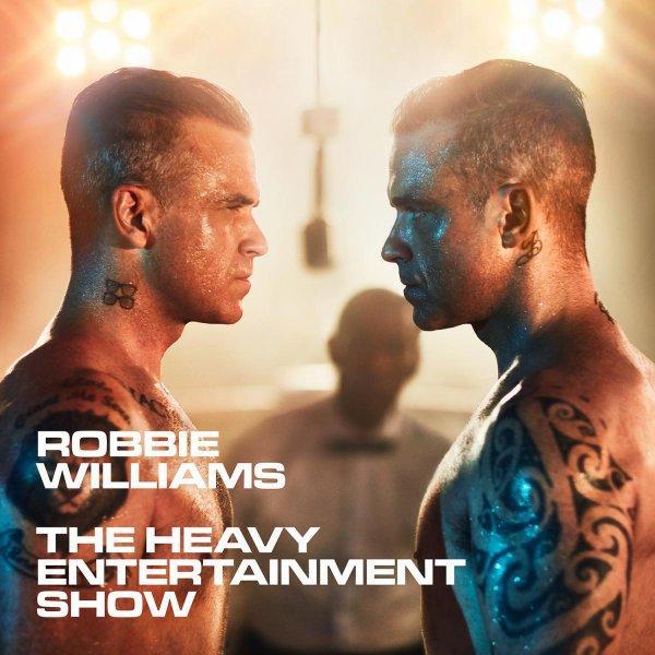 dernier album de robbie sorti en novembre 2016