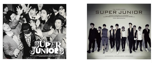 ALBUMS - Super Junior (vostfr + mv)