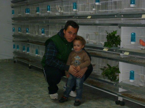 mi padre ,mi hijo y yo