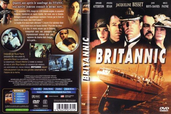The HMHS Britannic...en film!