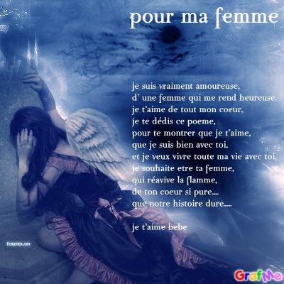 Poeme Pour Ma Femme Blog De Lovedelleamour