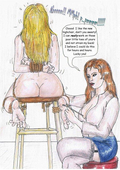 Quelques jolie dessins de tickle