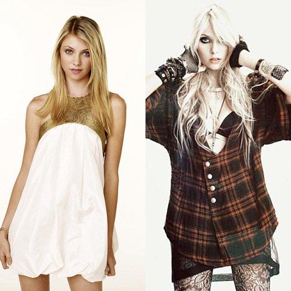 Avant / Après : Taylor Momsen