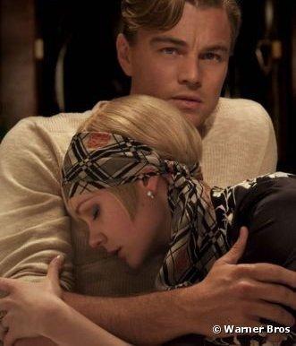 """Des images du nouveau film de Leonardo Dicaprio et Carey Mulligan """"Gatsby le Magnifique"""""""
