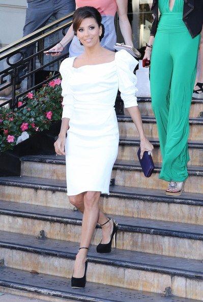 Eva Longoria magnifique à Monte-Carlo