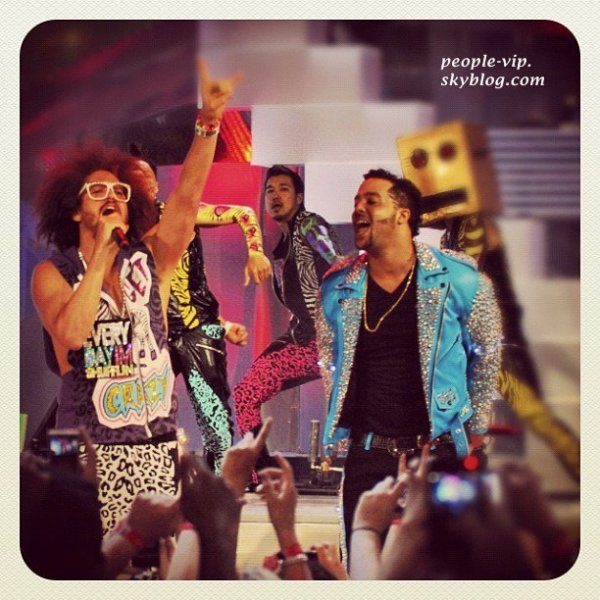 2012 MuchMusic Video Awards : les performances