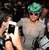 Lady Gaga est étincelante en arrivant à son hôtel à Sydney, Australie. Dimanche, 17 juin