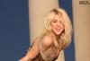 Shakira sur le tournage de son prochain clip à Barcelone, en Espagne. Vendredi, 22 juin