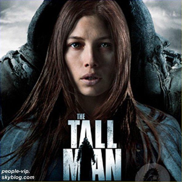 """La bande annonce du prochain film de Jessica Biel """"The Tall Man"""""""