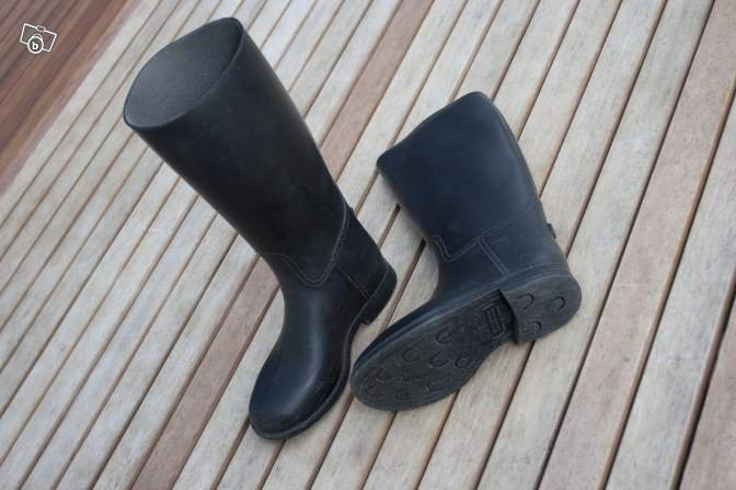 Vend bottes taille 32