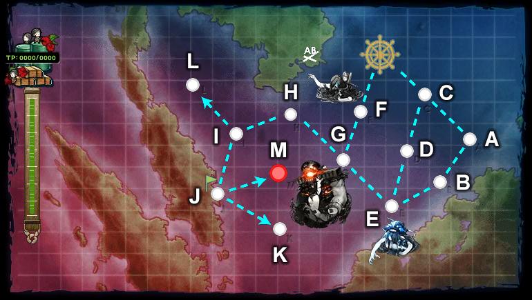 E2 : The Second Battle of Endau 第二次エンドウ沖海戦