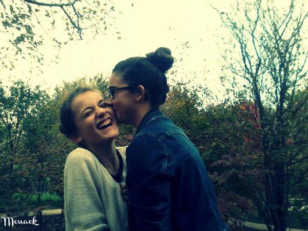"""""""Le bonheur n'est pas une destination, c'est un sentiment."""""""