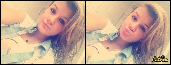 Je m' ennuyais :(