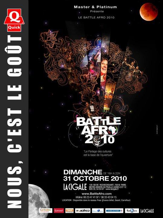 Battle AFRO 2010
