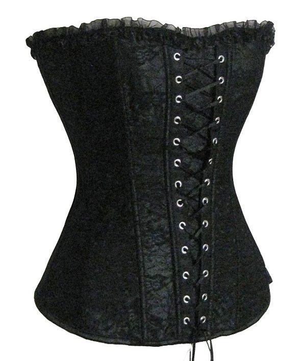 corset noir