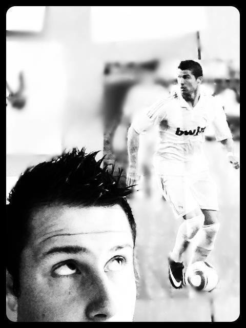 Cristiano Ronaldo, CR7!