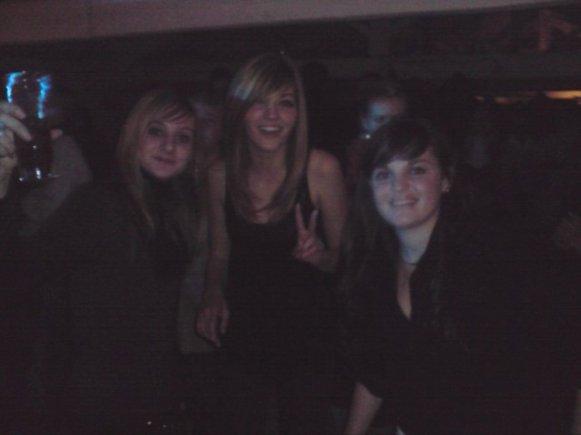 # Soirée du 10/11/2008 Ca danse sec là-bas !