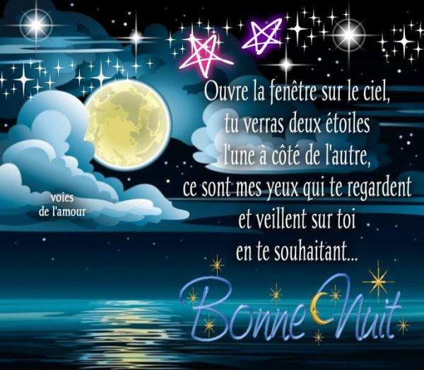 bonne nuit kiss