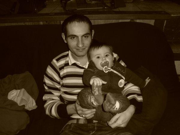 Encor moi Bg avec mon neveux