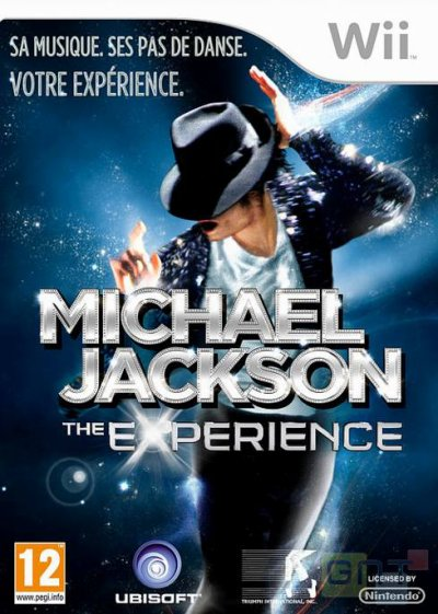 Michael Jackson:THE EXPERIENCE
