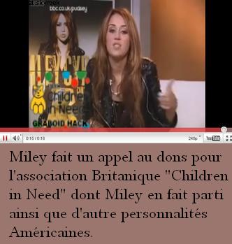 -      20 Novembre 2010 -      -----Candids-----  Miley a donner à concert en plein air, devant 2.000 personnes a Washington pour l'ouverture d'un magasin «Microsoft».  -  ----  Youtube  ---- Mileyraycyrus-france
