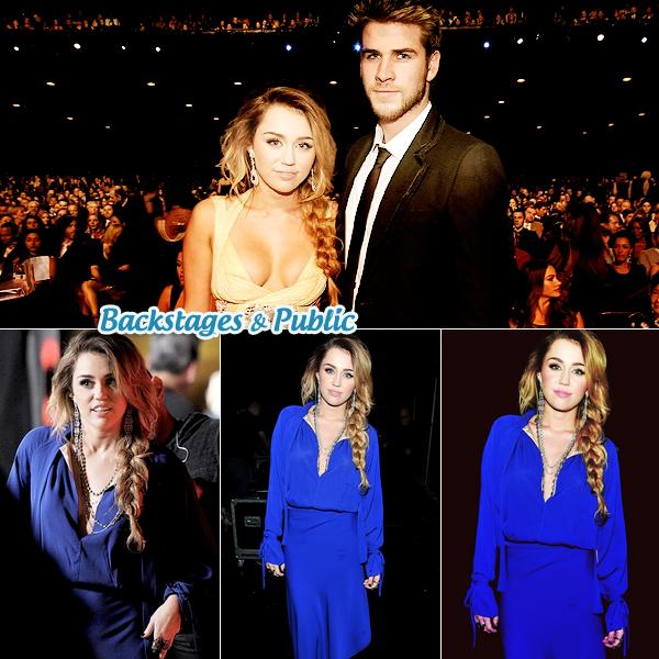 11.12.11 ~ FLASHBACK  Miley et Liam aux CNN Heroes All Star Tribute. -  Entourée de son très cher et tendre Liam, Miley est arrivée aux CNN Heroes All Star Tribute dans une somptueuse robe. Durant la soirée, elle a présenté Young Wonder Rachel et chanté The Climb dans une autre robe tout aussi magnifique. C'est donc deux grands TOP que Miley nous montre lors de cette cérémonie qui a pour but de récompensé les personnes de tous les jours faisant des choses extraordinaires. Les dix plus grands héros sont présentés par différentes célébrités.