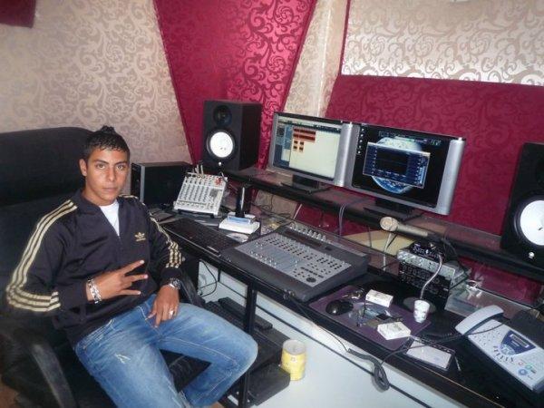 en mode studio