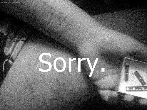 Sorry ♥