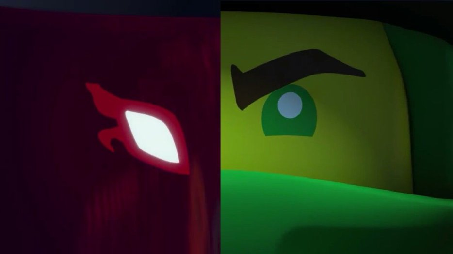 ☼ Then the lights came on,brighter than ever before,can you see them shine ? Go Ninja ! Go,go Ninja ! ♫