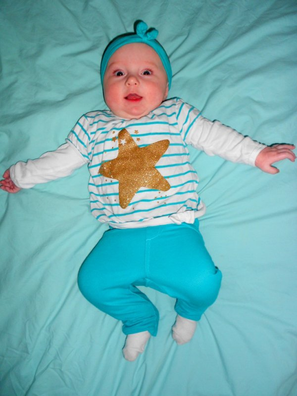 Elyna, mon bébé <3