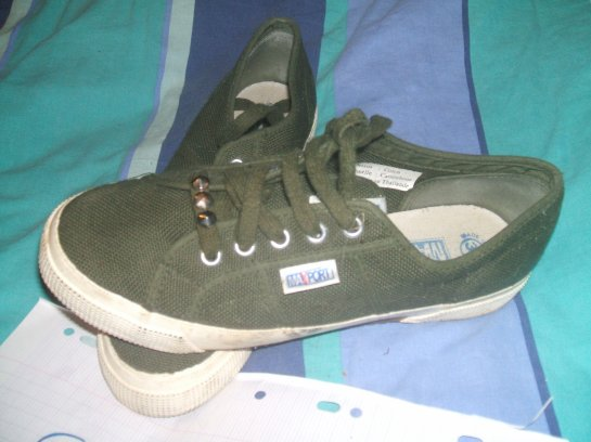 Imitation Superga KAKI