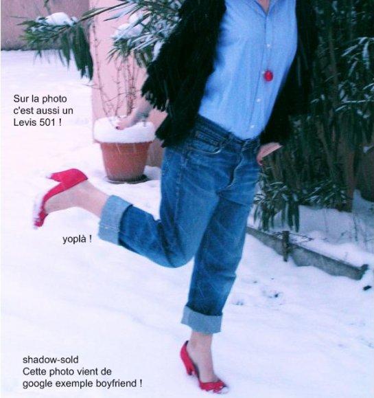 Jeans Levis ( véritable).