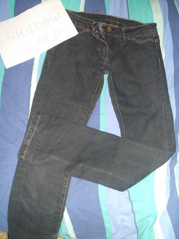 Jeans Slim T 38
