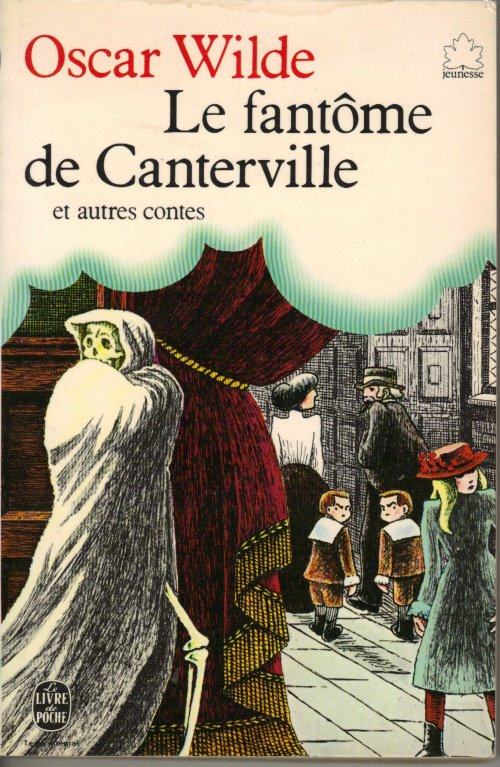 7 ieme Avis : Le fantôme de Canterville
