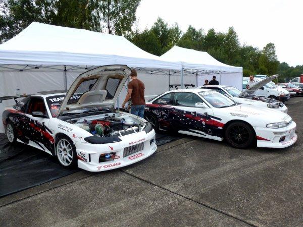 DRIFT au Pôle Mécanique des Ardennes le 26.09.2013 Championnat de France de DRIFT