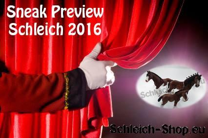 Schleich 2016 !