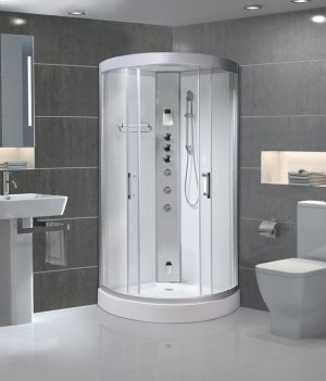 Steam Shower - The Path to  A Healthy Life