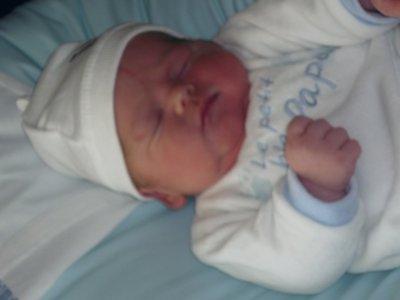 ethan né le 14 avril 2011