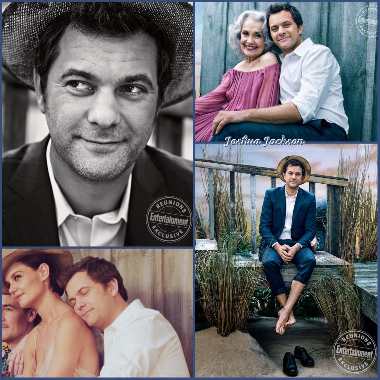 Entertainment Weekly : Cast Reunions Dawson's Creek